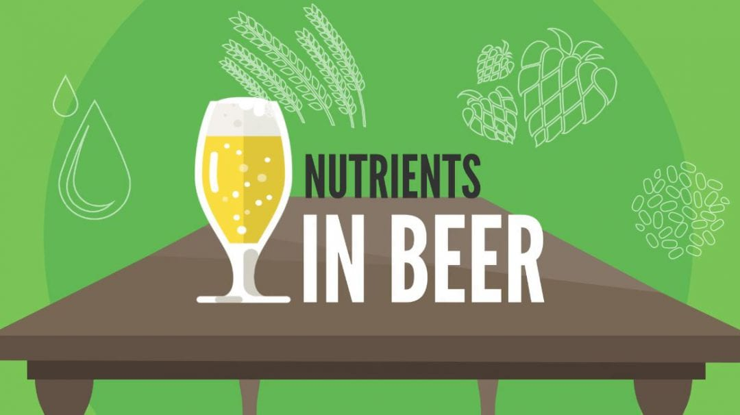Explanimation: Beer and Nutrients