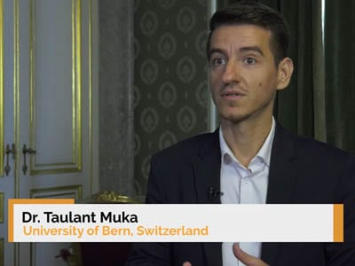 Interview of Dr. Taulant Muka at the 9th Beer and Health Symposium