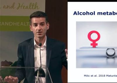 Dr. T. Muka – Alcohol consumption & risk of cardiovascular disease, mortality…