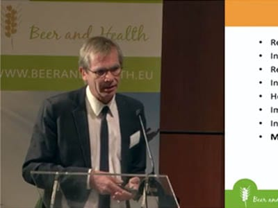 Prof. A Jäger – Alcohol-free beer as a carbohydrate-electrolyte solution for sportsmen