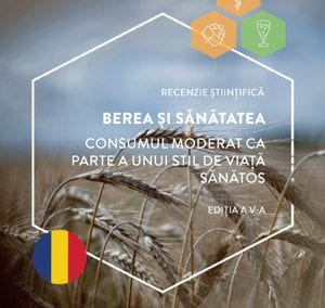 Romanian translation of Beer and Health booklet