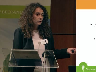 Dr. Emilia Ruggiero –  Moderate alcohol consumption is associated with reduced low-grade inflammation: results from the Moli-sani Study